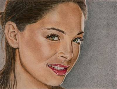 Kristen Kruek Lana Lang Original by Brian Broadway