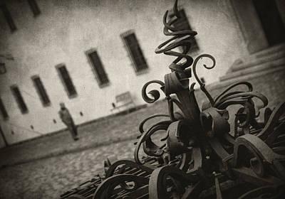Brown Tones Photograph - Krizem Krazem by Taylan Apukovska
