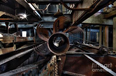 Photograph - Kruegers Claws by Rick Kuperberg Sr