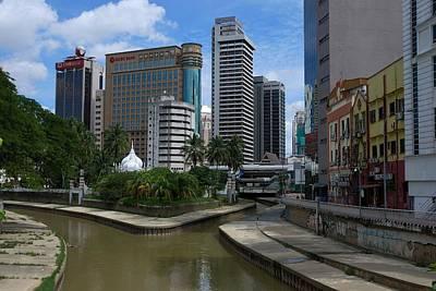 Photograph - Kuala Lumpur Rivers by Steven Richman