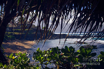Photograph - Kuau Paia Maui North Shore Hawaii by Sharon Mau