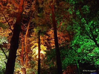Photograph - Kuming At Night by Hemu Aggarwal