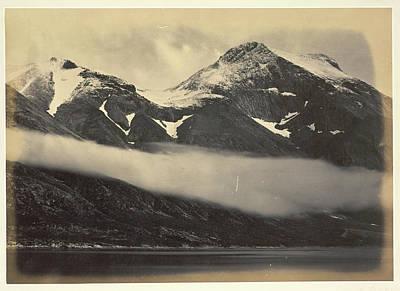 Kunal Mountain Art Print by British Library