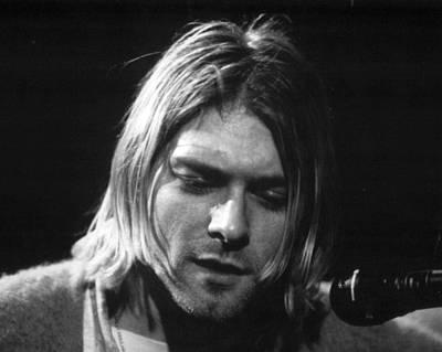 Kurt Cobain Close Up Art Print by Retro Images Archive