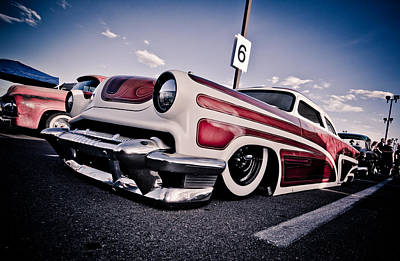 Photograph - Kustom  by Merrick Imagery