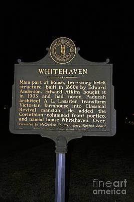 Ky-1754 Whitehaven Print by Jason O Watson