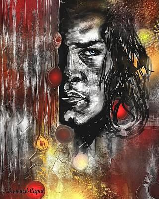 Kyle Art Print by Francoise Dugourd-Caput