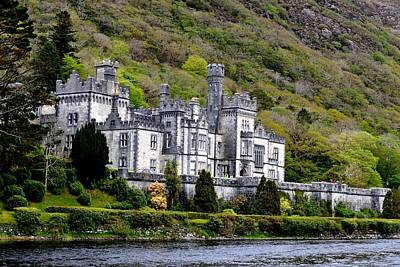 Photograph - Kylemore Abbey - Ireland by Marilyn Burton