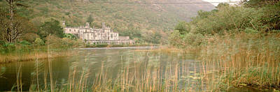 Connemara Photograph - Kylemore Abbey County Galway Ireland by Panoramic Images