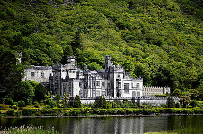 Photograph - Kylemore Abbey by Richard Ortolano