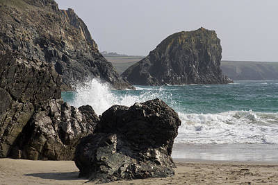Photograph - Kynance Cove 3 by Shirley Mitchell
