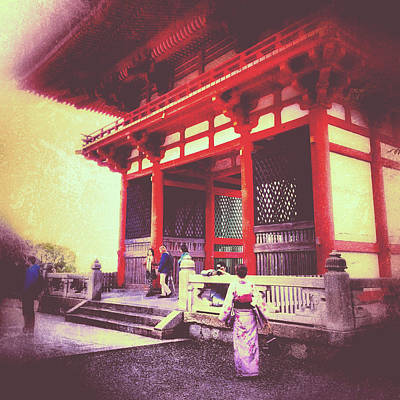 Photograph - Kyoto Dream by Yen