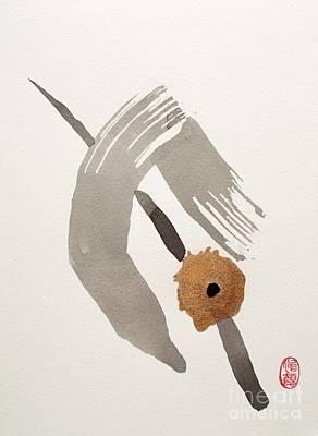 Painting - Kyushutsu by Roberto Prusso