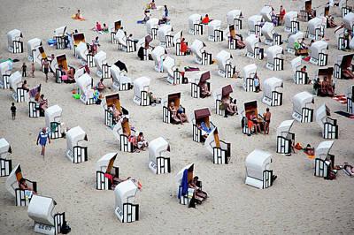 Summer Photograph - L \'alveare by Massimo Della Latta