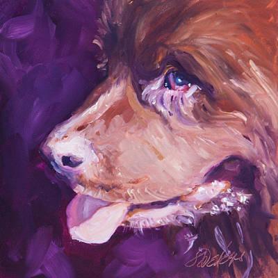 Painting - L-o-l-a Lola by Sheila Wedegis