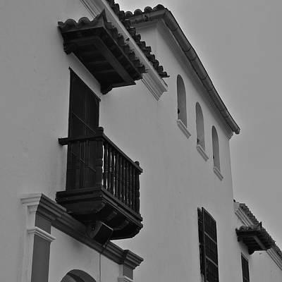 Photograph - La Popa Monastery In Cartagena by Kirsten Giving