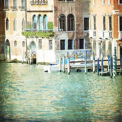 Photograph - La Canal - Venice by Lisa Parrish