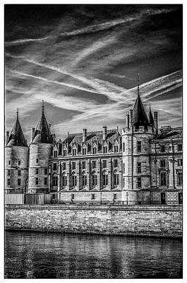 Photograph - La Conciergerie  by Lenny Carter