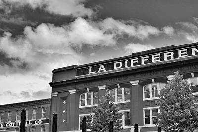 Photograph - La Difference by Dave Hall