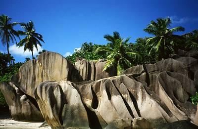 Photograph - La Digue Island - Seychelles by Juergen Weiss