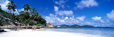 Hot Boulders Photograph - La Digue Island Seychelles by Panoramic Images