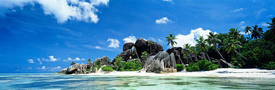 La Digue Seychelles Art Print by Panoramic Images