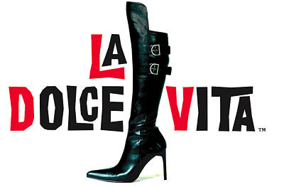 Photograph - La Dolce Vita by La Dolce Vita