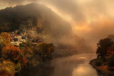 Photograph - La Dordogne by John Galbo
