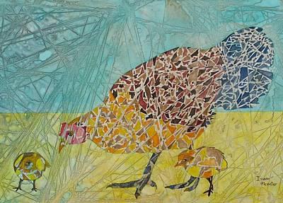 Painting - La Familia by Isaac Alcantar