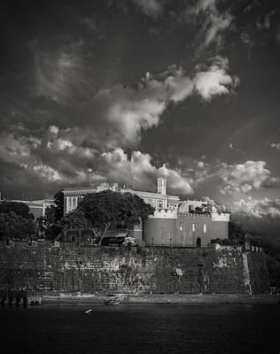 Photograph - La Fortaleza by Mario Celzner