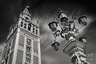 La Giralda Art Print by Rod McLean