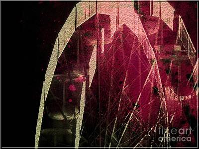 Photograph - La Grande Roue by Jessie Art