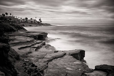 La Jolla Photograph - La Jolla Cliffs by Tanya Harrison