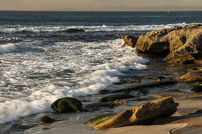 Photograph - La Jolla Cove 3 by Lee Kirchhevel