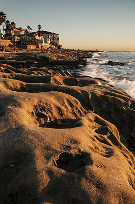 Photograph - La Jolla Cove 4 by Lee Kirchhevel