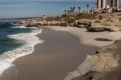 Photograph - La Jolla Cove 5 by Lee Kirchhevel