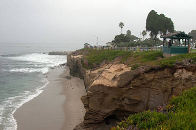 Photograph - La Jolla Cove by Tam Ryan