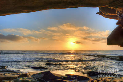 La Jolla Shores Art Print