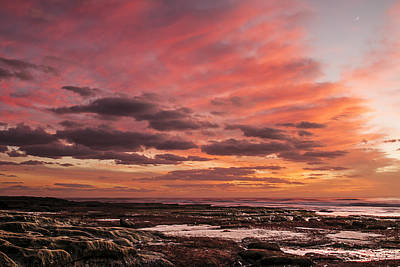 Photograph - La Jolla Sunset 1 by Lee Kirchhevel