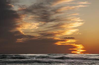 Photograph - La Jolla Sunset 2 by Lee Kirchhevel