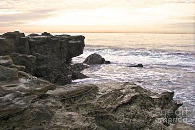 Photograph - La Jolla Sunset by Carol  Bradley