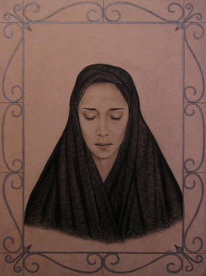Painting - La Llorona by Lynet McDonald