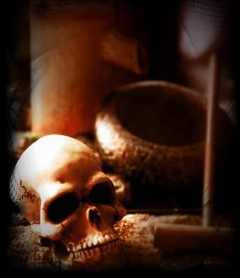Photograph - La Muerte Viene by Phillip Garcia