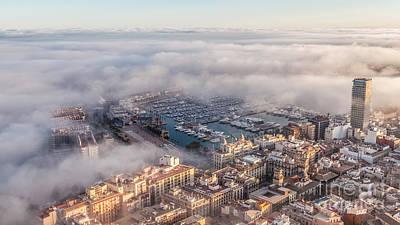 Photograph - La Niebla by Eugenio Moya
