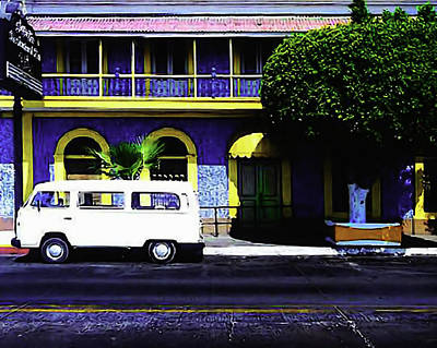 Photograph - La Paz Baja Ca by Wayne Wood