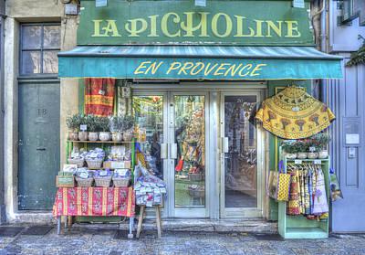 Photograph - La Picholine by Jean Gill