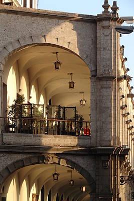 Photograph - La Plaza De Armas by Lew Davis