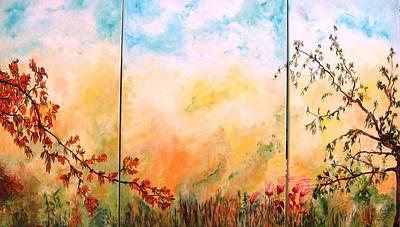 La Primavera 1 Art Print