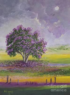 La Reina De Las Flores Original by Alicia Maury