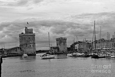Photograph - La Rochelle by Cendrine Marrouat